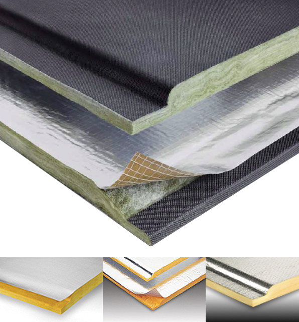 RITE conductos de lana mineral
