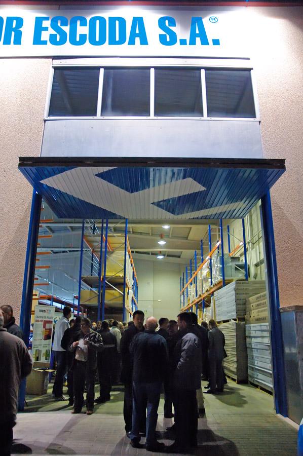 Inauguraci n de nuestro nuevo punto de venta en granollers for Cursos de cocina en granollers