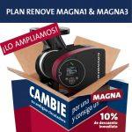 Plan renove MAGNA1 & MAGNA3