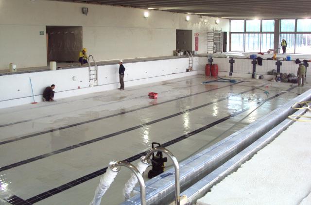 Suministro para la piscina mancomunada de palamos calonge for Suministros para piscinas