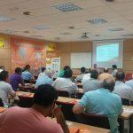 Gran éxito de asistencia en formación técnica SODECA
