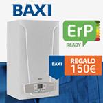 Nueva promoción BAXI por la compra de calderas