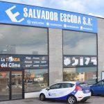 Nueva delegación Escoda en Cáceres
