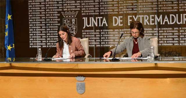 Subvención Junta Extremadura
