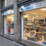 Nueva tienda Escoda Barcelona-Viladomat